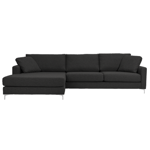Delta Sofa with Chaise Left | Antrazit
