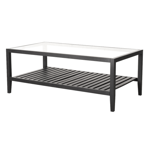 Midsomer Coffee Table Rectangle | Black