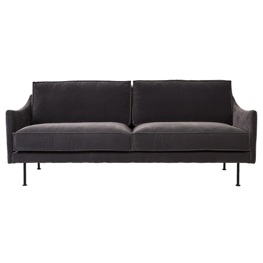 Capella 3 Seater Sofa | Grey