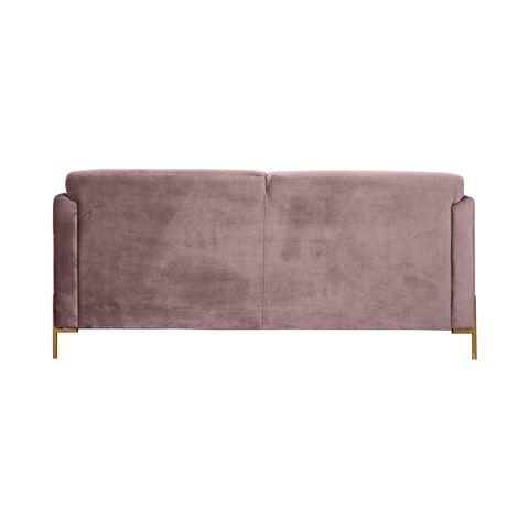 Conley Sofa 2 Seater | Dusty Rose