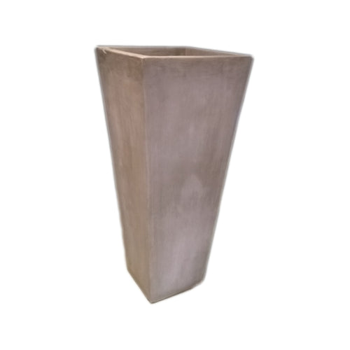 TRIANGULAR VASE LARGE