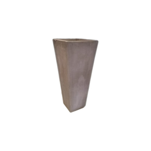 TRIANGULAR VASE MEDIUM