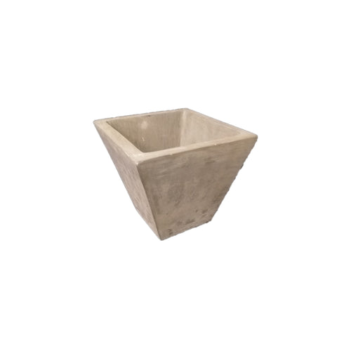TRIANGULAR VASE SMALL
