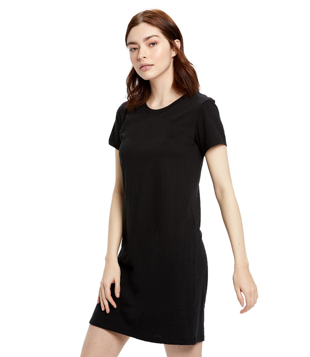 Women's Cotton T-Shirt Dress