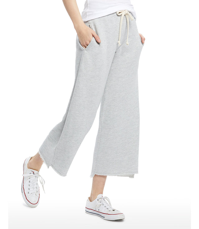 Women's Tri-Blend French Terry Flare Pant