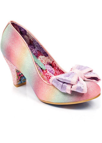 Irregular Choice Lady Ban Joe Pumps Roze