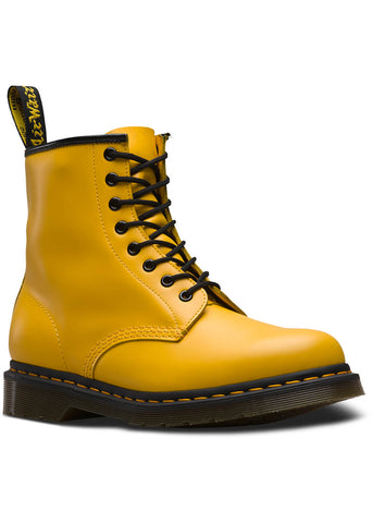 Dr. Martens 1460 Colour Pop Smooth Veterlaarzen Geel