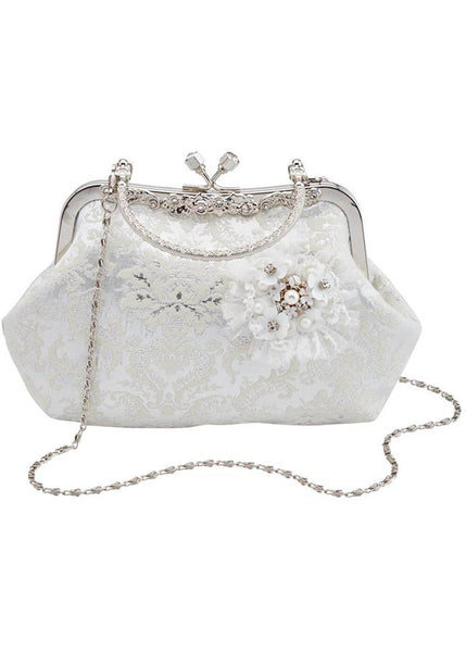 Joe Browns Couture Hitched Tas Ivoor Zilver
