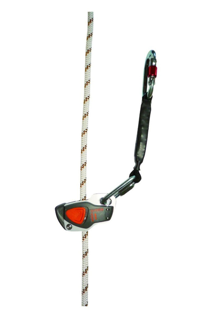 Delta Plus CAMELEON AN066A 3 in 1 Sliding Fall Arrester + Stoper On rope + Rope Adjuster With Extension Tab + 1 AM002 Karabiner