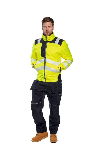 Portwest Hi-Vis Winter Jacket T400