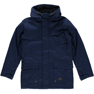 Kids Offshore Jacket boys blauw - Stoked Boardshop