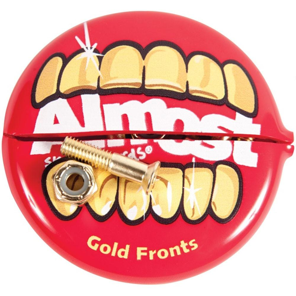 Nuts & Bolts Gold In Your Mouth 1""