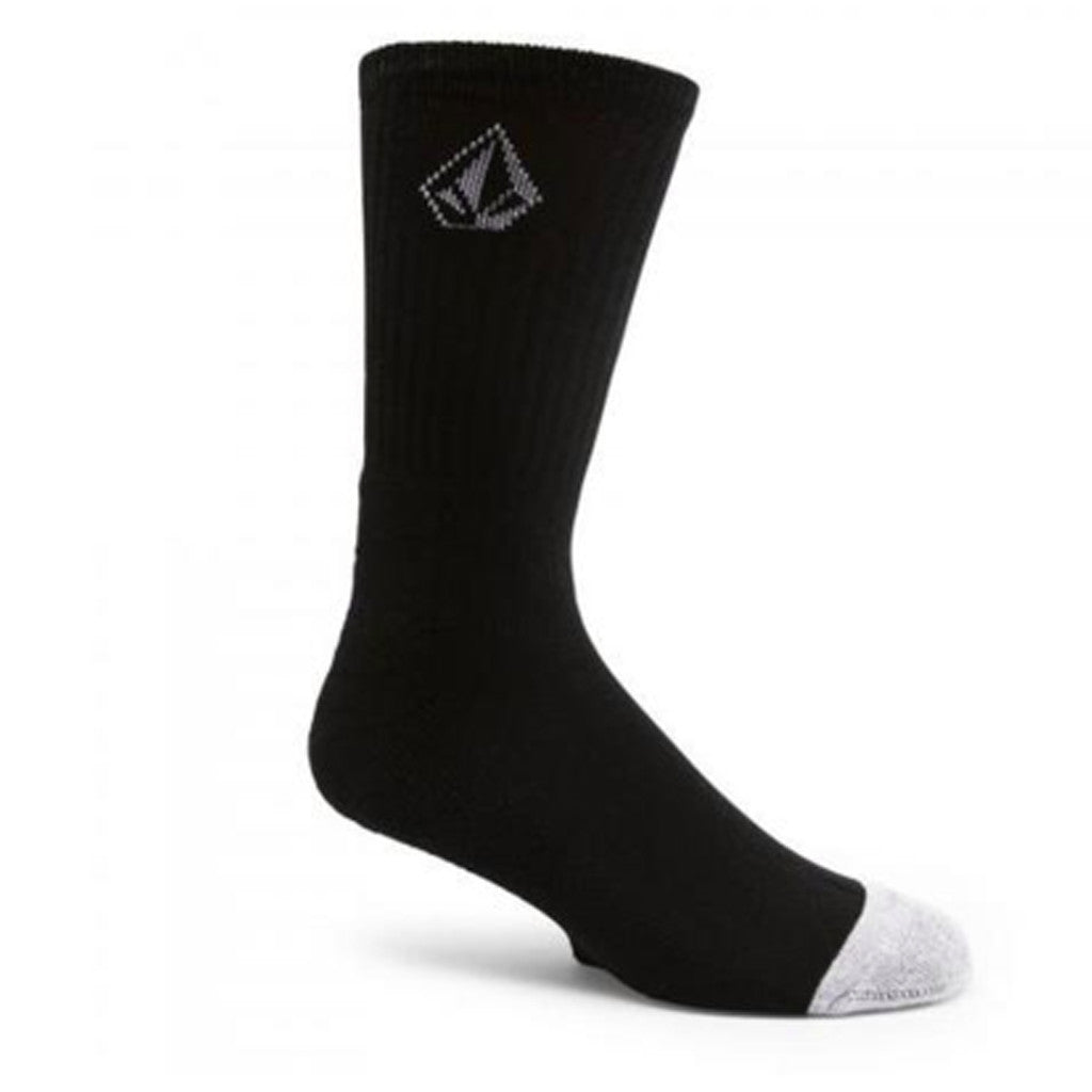 Full Stone Socks Black 3 pack