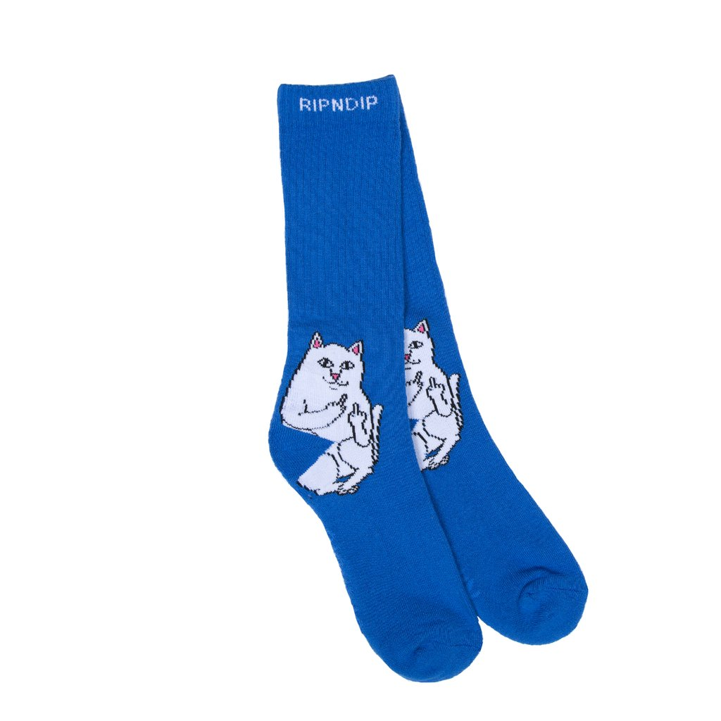 Lord Nermal Socks Royal