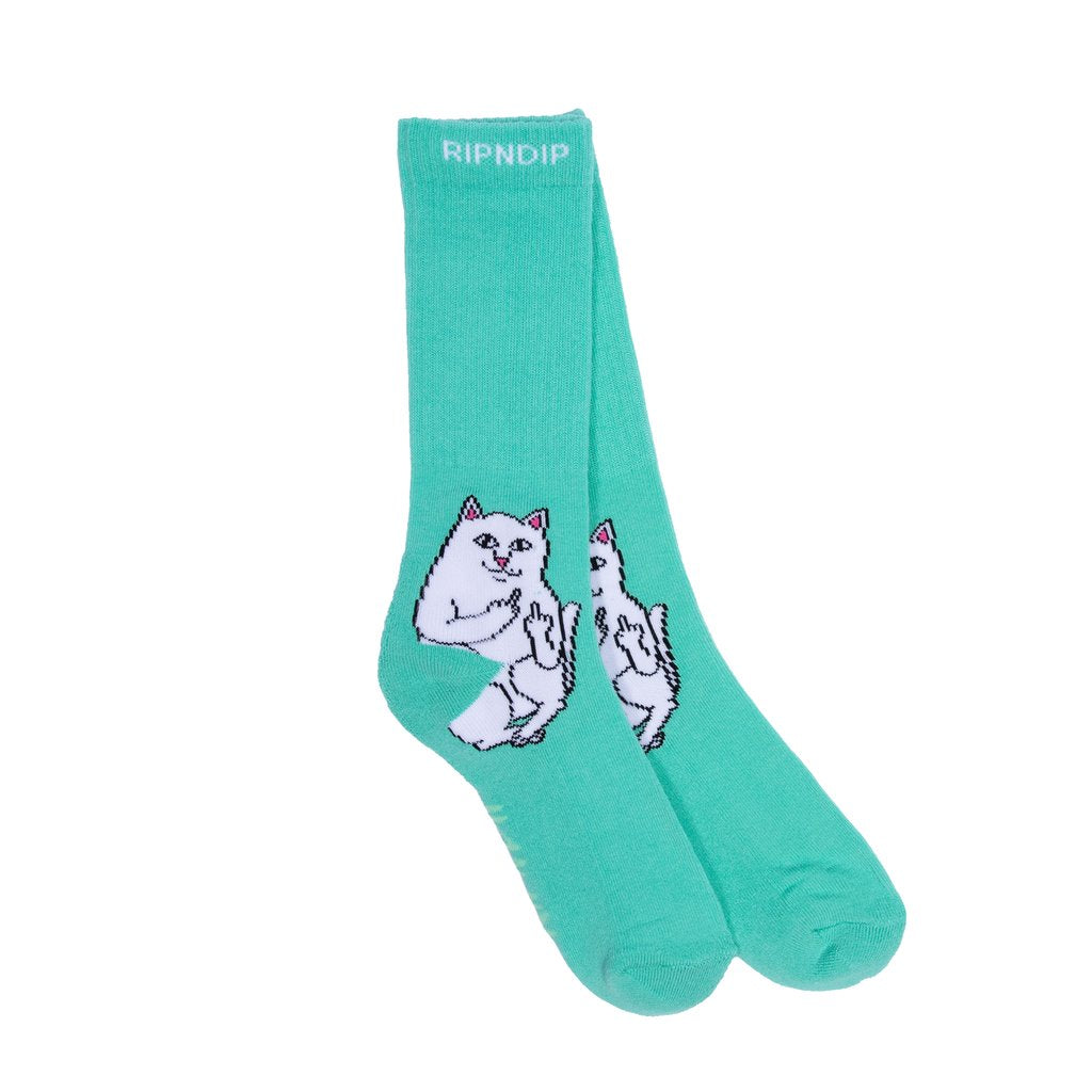 Lord Nermal Socks Mint