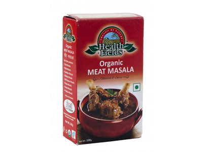 Organic Meat Masala (Health Fields)