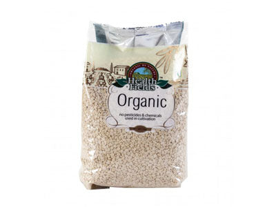 Organic Urad Dal - Dhuli / Black Gram (Health Fields)