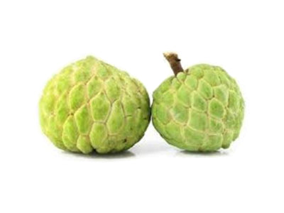 Organic Custard Apple (Sitafal fruit)