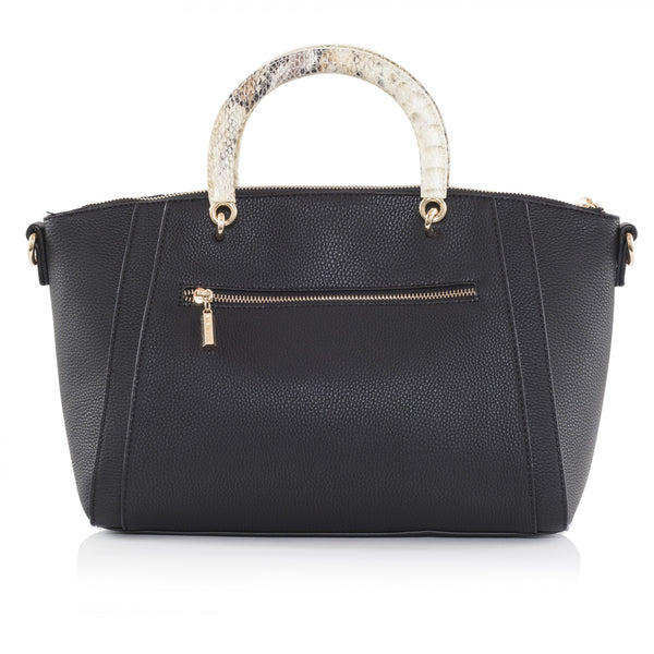 Swift Black tote bag