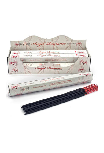 Stamford Hex Angel Romance Incense Sticks