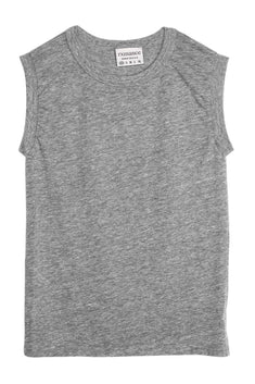 Rxmance Grey Muscle T