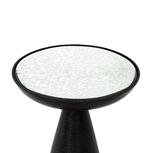 Marlow Mod Pedestal End Table