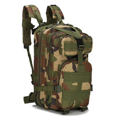 Backpack | Camouflage Military Grade (Choice of Color) ⛺