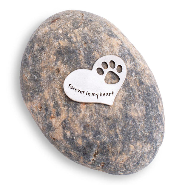 Forever In My Heart Pet Memorial Stone