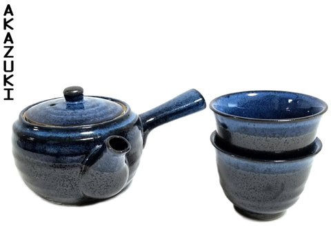 Kurozui tea set