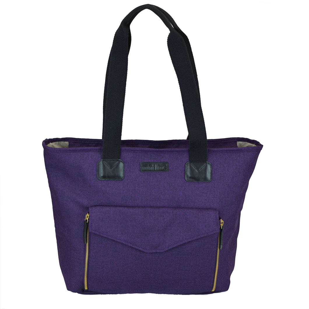Toting & Doting - Purple