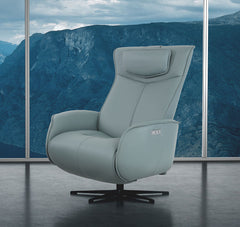 Fjords Axel Recliner Medium with battery Included