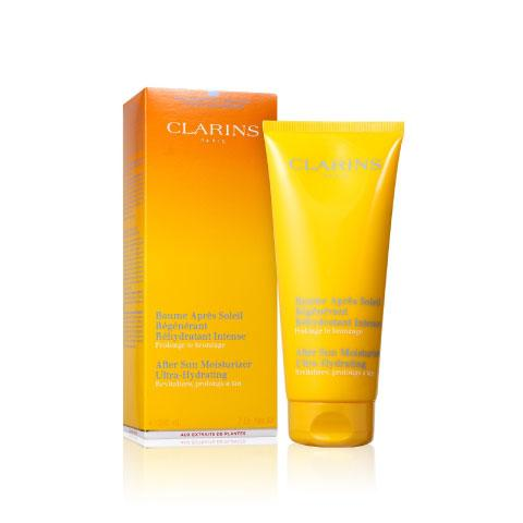 clarins after sun moist. ultra hy