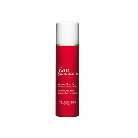 clarins ed shower mousse