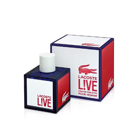 lacoste live male edt
