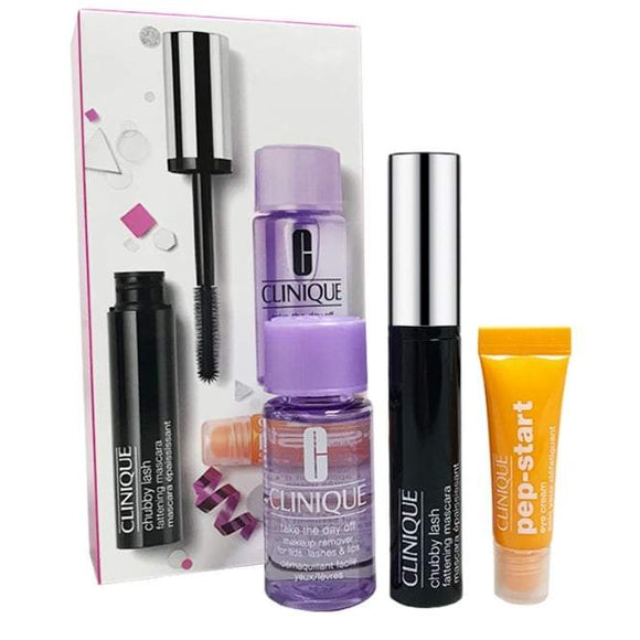 clinique chubby lash set 3 piezas