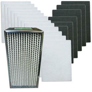 Replacement Filter Kit for FM-22 Flush Mount Smoke Eater