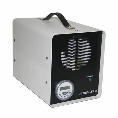 QT Thunder 24 Commercial Ozone Generator is User Friendly