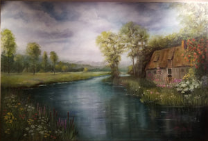 After Louis Aston Knight, The Risle Valley