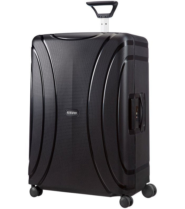 American Tourister Lock 'n' Roll Sort Kuffert