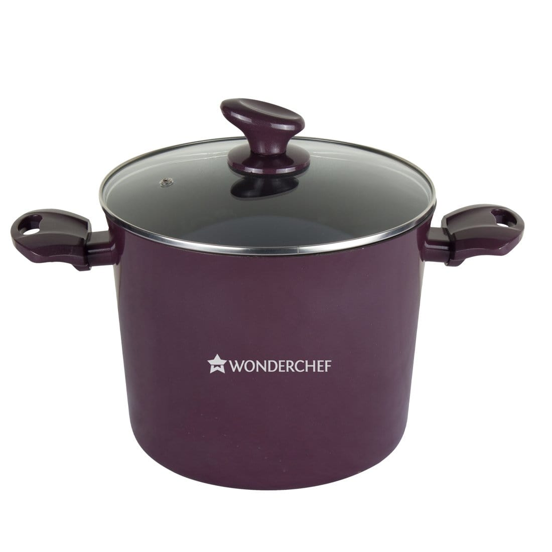 Wonderchef Everest 24Cm Casseroles With Lid - 7.75L