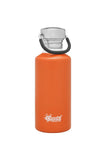 Cheeki 500ml Classic Single Wall Bottle Orange