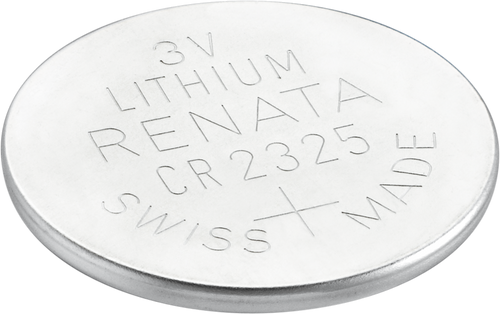 CR2325 Renata Lithium Coin Battery, 1 battery - genuinebattery.com
