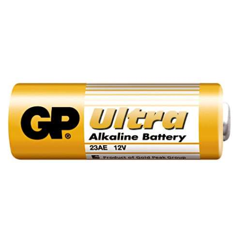 GP 23AE 12V High Voltage Alkaline Battery , 1 battery - genuinebattery.com