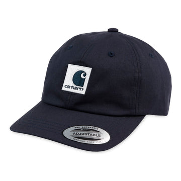 Carhartt WIP Lewiston Cap i Dark Navy