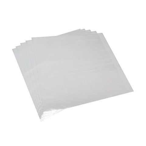 "Record Supply Co: 7"" Poly Sleeves (10 Unit)"