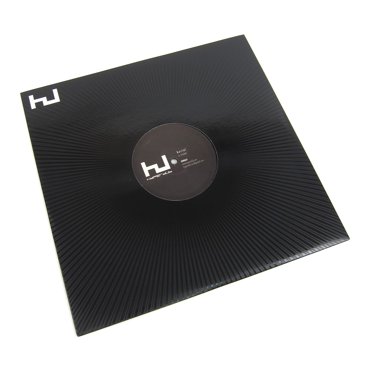 Burial: One/Two (Truant / Rough Sleeper) Vinyl 12""