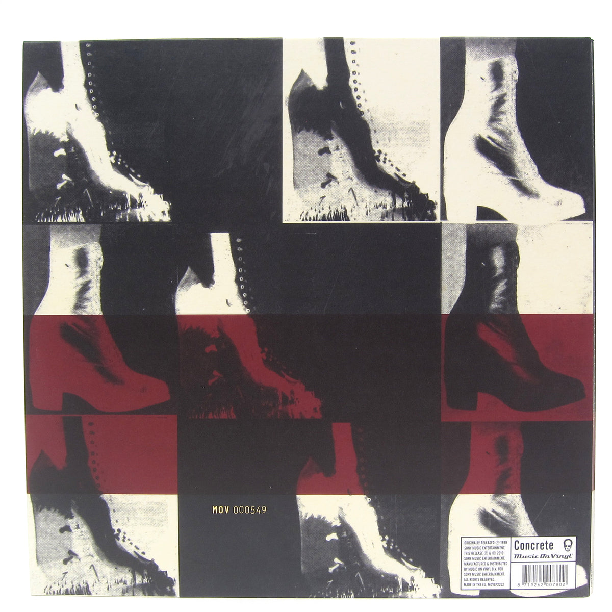Death In Vegas: The Contino Sessions (Music On Vinyl 180g, Colored Vinyl) Vinyl 2LP
