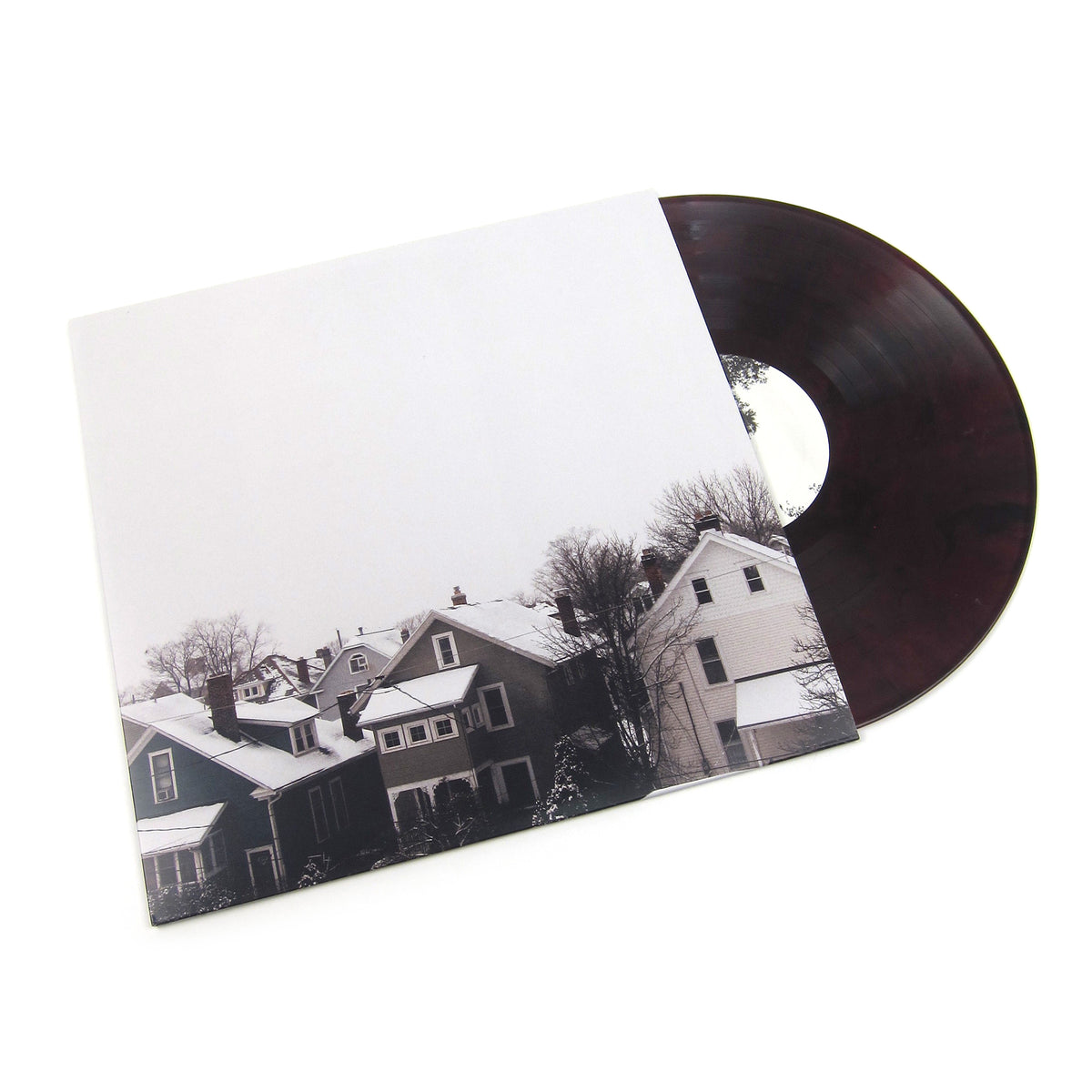 Planning For Burial: Below The House (Colored Vinyl) Vinyl LP