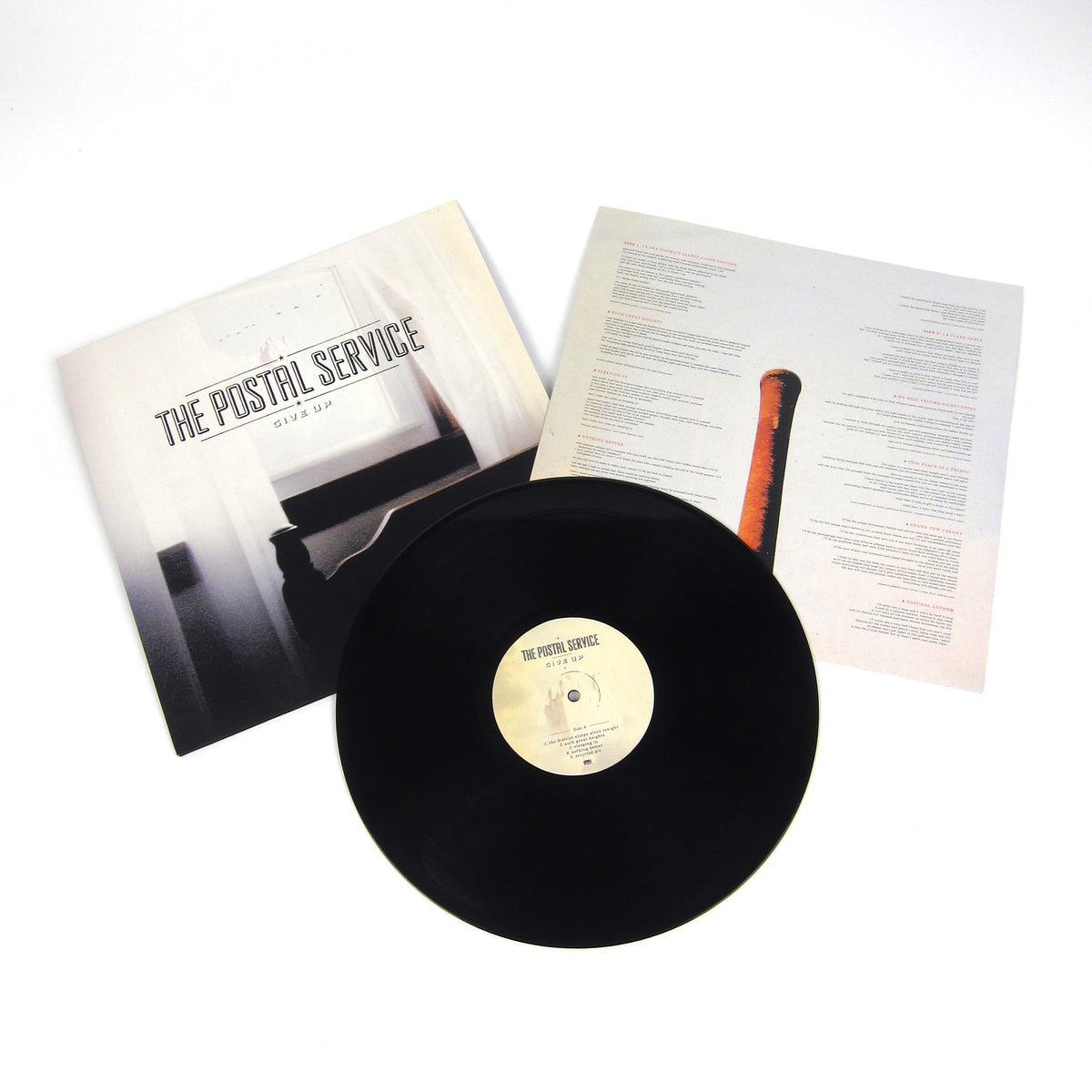 The Postal Service: Give Up Vinyl LP