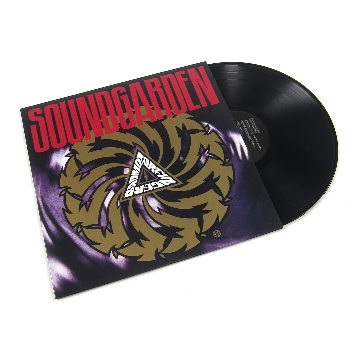 Soundgarden: Badmotorfinger Vinyl LP